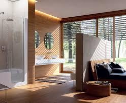chambre salle de bain ouverte salle de bain ouverte sur chambre humidité salle de bain design