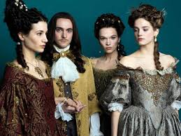 Series Uk - versailles will put downton to shame a lavish tv series with