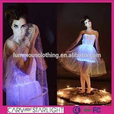 led light up luminous party frocks girls frocks prom dresses