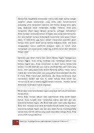 cara membuat novel bahasa inggris modul inggris kka kompetensi profesional distinguishing texts and no