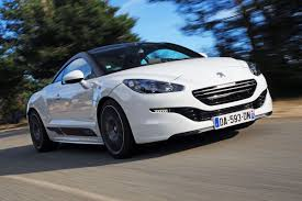 peugeot white peugeot rcz r review price and specs pictures peugeot rcz r