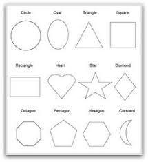 tracing shapes worksheets hoc pinterest shapes worksheets