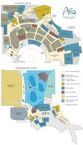 aria casino property map u0026 floor plans las vegas vegas pinterest