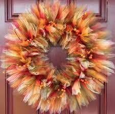 best 25 fall tulle wreath ideas on tulle wreath