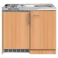 miniküche pantry miniküche lima breite 100 cm buche holznachbildung