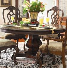 Round Kitchen Tables Adopting Asian Philosophy With Round Kitchen Tables