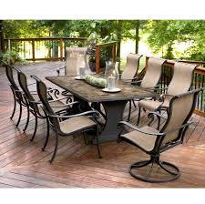 Costco Outdoor Patio Furniture - patio astonishing outdoor dining set clearance outdoor dining