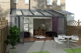 glass room extension decor modern on cool cool in glass room