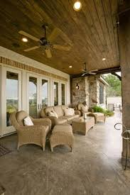 Outdoor Patio Ceiling Ideas by 32 Best Porch Ceiling Images On Pinterest Porch Ceiling Porch