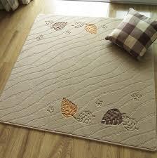 120cm diamater maya soft anti skid round carpet floor mat 120