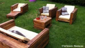 canapé de jardin en palette salon de jardin en palette le guide diy ultime delorm