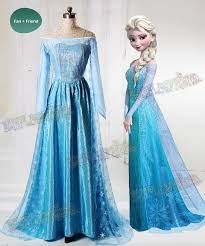elsa costume frozen elsa costume women