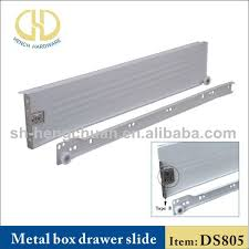 Metal Drawers For Kitchen Cabinets by Kitchen Cabinet Metal Box Drawer Slide Parts Buy Metal Box