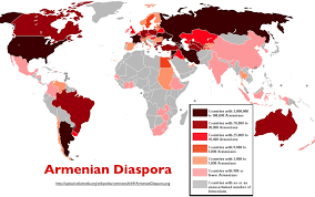 armenia on world map the armenian genocide explained by maps petros