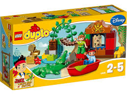 amazon lego duplo jake land pirates 10526