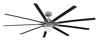 Black Outdoor Ceiling Fans With Lights by Ceiling Appealing Patio Fan With Two Wooden Blades By Fanimation