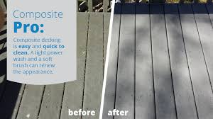 wood or composite deck materials which is better indiana roof