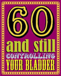 60 year birthday card 60 and still controlling your bladder 60th birthday card 2 40