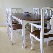 Shabby Chic Kitchen by Shabby Chic Dining Room Rustic Dining Table Farmhouse Kitchen