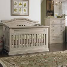 2 Piece Nursery Furniture Sets by Dolce Babi Maximo 2 Piece Nursery Set In Driftwood Crib Five