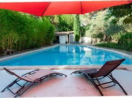 chambre d hote castillon du gard présentation de la piscine et le spa détente de chambre d hôtes