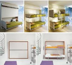 Best Bunk Beds Trundles  Kids Room Ideas Images On Pinterest - Hideaway bunk beds