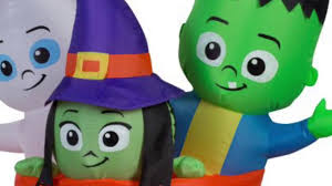 all new 2017 walmart halloween inflatables youtube
