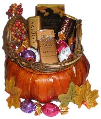 fall gift basket ideas happy godiva gourmet fall chocolate gift