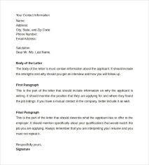 resume cover letter format resume templates