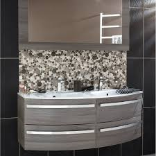 salle de bain aubergine et gris emejing lino salle de bain brico depot photos design trends 2017