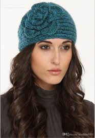 winter headbands online cheap womens soft warm crochet knitting wool headbands