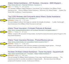 Should i believe positive or negative reviews about allianz travel