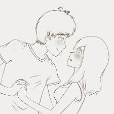 pictures couple cute dp of sketch drawing art gallery