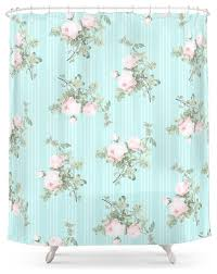 Country Chic Shower Curtains Shabby Chic Shower Curtain Hooks Unique Bathroom Look With