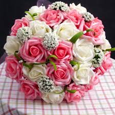 beautiful wedding bridal bouquet decorations wedding favors