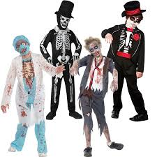 Bloody Doctor Halloween Costume Boys Zombie Bloody Surgeon Doctor Scrubs Halloween Fancy Dress