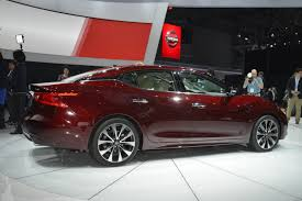 nissan maxima sl 2016 nissan u0027s stunning all new 2016 maxima revealed in new york 77 pics