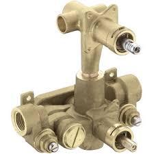 Moen Faucets Shower M3330 Moentrol Tub U0026 Shower Valve Rough In Valve Rough Brass At