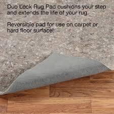 Area Rug Pad Duo Lock Rug Pad