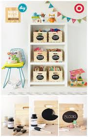 playroom ideas ikea mommo design 10 diy ideas for kid u0027s room wooden crates labels