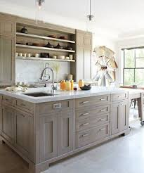 gray stain oak kitchen cabinet google search nesting