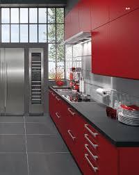 meuble cuisine laqué meuble cuisine laqu oppein haut de grand moderne