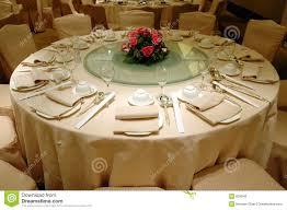Wedding Table Set Up Wedding Banquet Table Setting Royalty Free Stock Photos Image