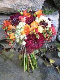 Wedding Flowers Fall Colors - best 25 orange wedding flowers ideas on pinterest orange