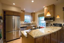 Remodeled Kitchen Cabinets Kitchen Design Ideas And Photos For Small Kitchens And Condo