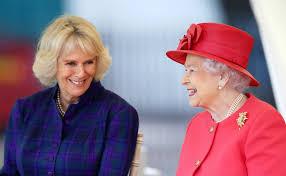 do queen elizabeth ii and camilla get along popsugar celebrity