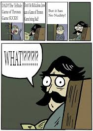 Dad Comic Meme - my stare dad meme no 1 by kouliousis on deviantart