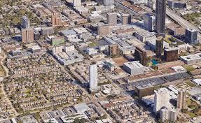 Downtown Houston Map How Houston Regulates Land Use Market Urbanism
