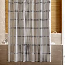 Our New Shower Curtain 10 Shower Curtains Rings And Liners Crate And Barrel