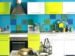 cuisine moutarde meuble cuisine jaune daccoration cuisine bleu et jaune meuble